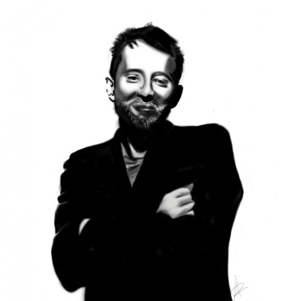 Thom Yorke by Ledzep